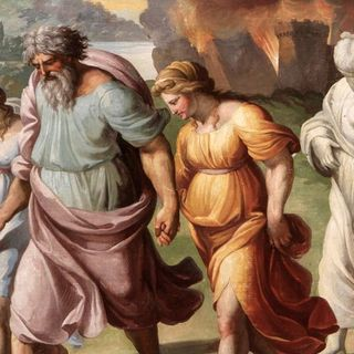 Moses vs Lot's Wife