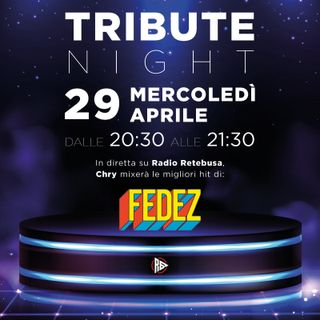 Tribute Night to Fedez