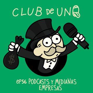 Episodio 56: Podcasts y Medianas Empresas