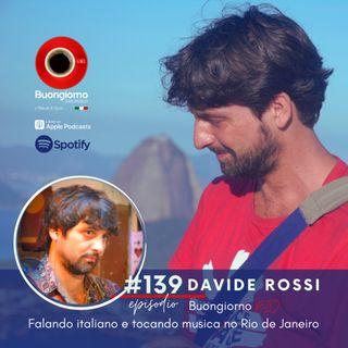 #139 Buongiorno RIO - Falando italiano e tocando música no Rio de Janeiro