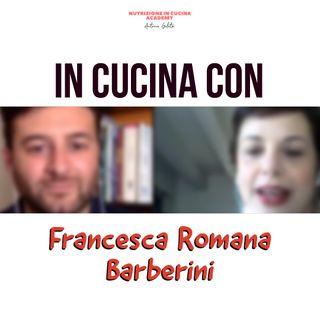 In cucina con Francesca Barberini