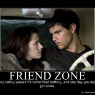 (The FRIEND-ZONE)
