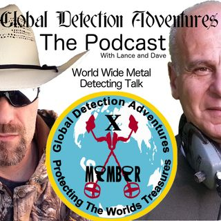 "GDA the Podcast Episode 6: Stephen Auker, ""The Man With the Hat"""