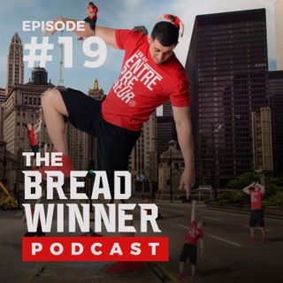 Patrick Bet-David || Episode #19 ||The BreadWinner Podcast