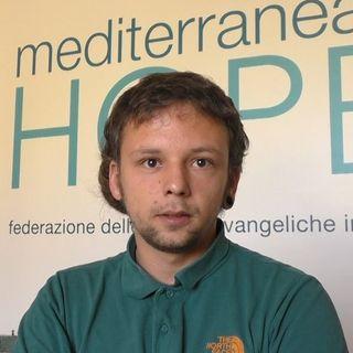 Alberto Mallardo - Mediterranean Hope | Primavera a Lampedusa | 19-04-2017
