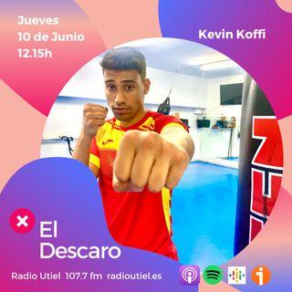 2x21 - El Descaro con Kevin Koffi (Kickboxing)