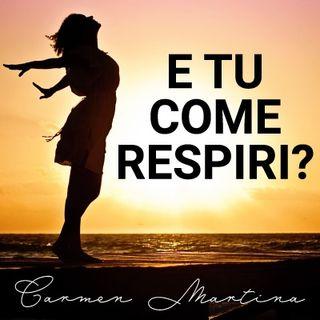 CARMEN MARTINA – IL RESPIRO NATURALE