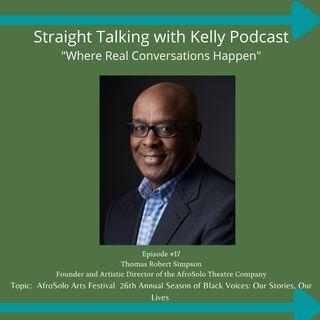 Straight Talking with Kelly-Thomas Robert Simpson