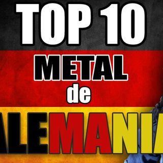 Referentes del Metal Alemán
