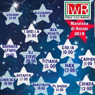 NATALE IWR 2019 CON BARBARA E FABIO