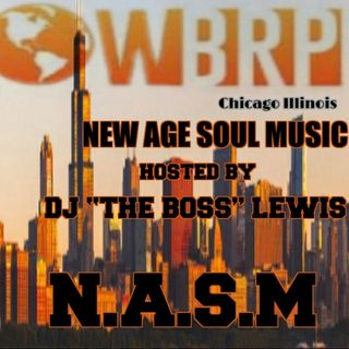 WBRP....N.A.S.M (New Aged Soul Music) 8-15-2020