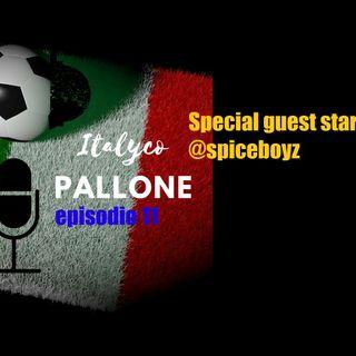 Episodio 11 - Special Guest Star @spiceboyz