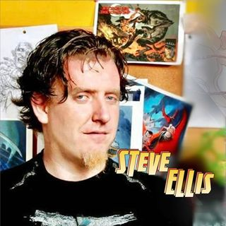 Steve Ellis on character development, teaching, and making comics weird and thoughtful