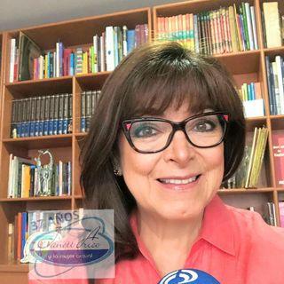 """¿Qué nos hace fuertes? La Dra. Rosa Argentina Rivas Lacayo habló de """"resiliencia""""."""