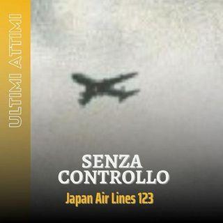 Senza controllo - Volo Japan Air Lines 123