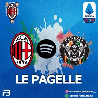 MILAN VENEZIA 2-0 | PAGELLE