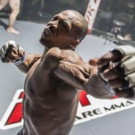 Prefight Interview UFC Louis Taylor