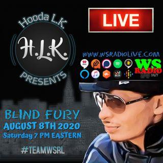 Hooda Lutha King Presents Blind Fury (audio fix)