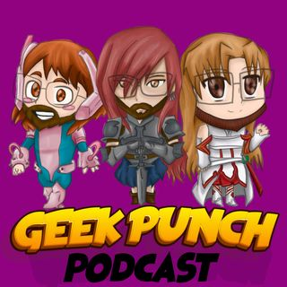 Geek Punch - Ova 4 - Waifus - Autopartes la Mona