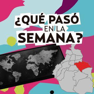 Top 5 con el resumen semanal de noticias sobre México y el coronavirus