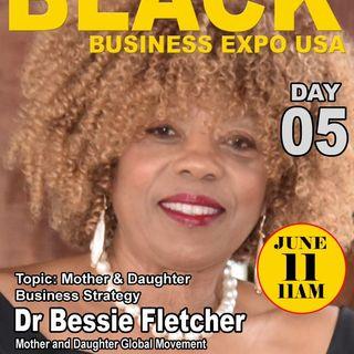Dr. Bessie Fletcher and Van Miller International Stop By To Discuss Mother & Daughter Relationships.