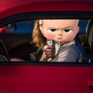 15 - Boss Baby Driver e -7 a Cyberpunk