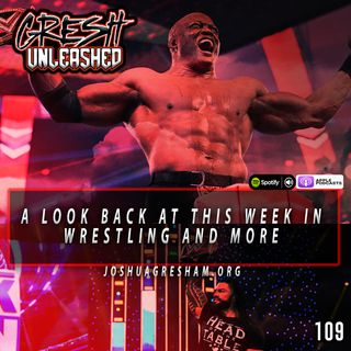 "A Look Back at This Week In Wrestling, Retro Match of the Week, ""Throw It Away"" and more 