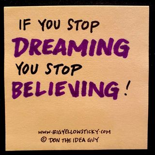 Dreaming Is Believing : BYS 356