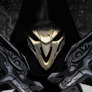 Reaper [Lore Overwatch]