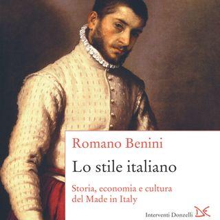 """Romano Benini """"Lo stile italiano"""""""