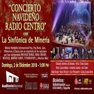 Concierto Navideño GRC