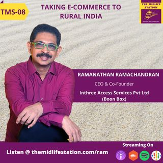 Taking E-Commerce to Rural India with Ram:TMS08