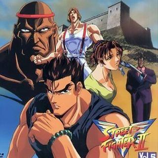 """RADIO GIAFFY - 13/04/19 """"Street Fighter II"""" (2di3)"""
