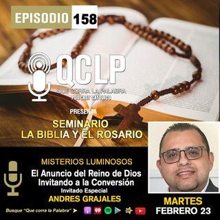 QCLP-3. EL ANUNCIO DEL REINO DE DIOS INVITANDO A LA CONVERSION