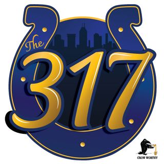The 317 Podcast Ep. 19 - Colts lose the Wildcard but future looks bright! Dustin talks basketball and so much more.
