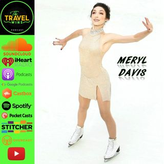 Meryl Davis | gold medal ice dancer and mirrored ball winner on DWTS