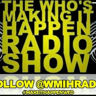 Whos Making It Happen Radio  New Edition Special