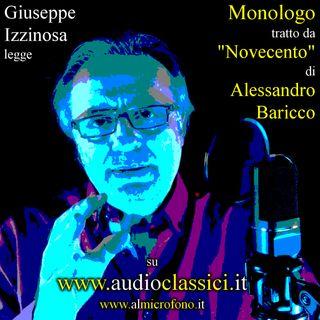 """Alessandro Baricco - Monologo tratto da """"Novecento"""""""