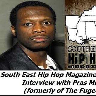 Pras formerly of The Fugees Interview