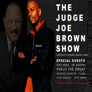 WHAT WAS DAVE CHAPPELLE THINKING?  Find Out What Judge Joe Brown Has To Say ...