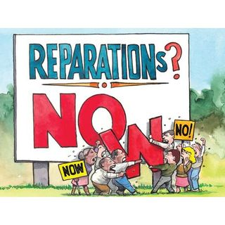 MY TAKE: Reparations The New Political Hot Topic
