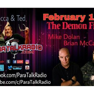 Paratalkradio sits down with Demon Files Guys and We talk weird News.