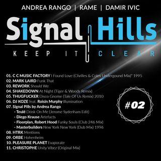 Signal Hills #2   Domenica 30  /9 /2018