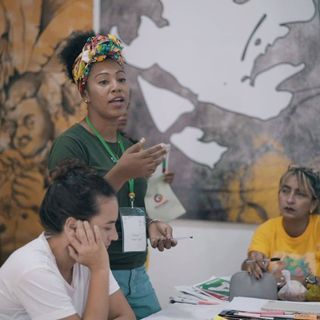 Capítulo 3. Parte 1.  Una breve perspectiva de emprendedoras en el caribe colombiano.