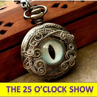 The 25 O' Clock Show. The Vinyl Curtain? 29th July 2020