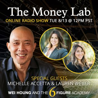 "Episode #76 - The ""Hard Work = Success"" Money Story with guests Michelle Accetta and Lauren Weber"