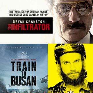 The Infiltrator, Train to Busan, High Maintenance, Dark Matter