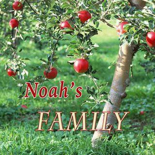 Noah's Family, Genesis 9:18-20