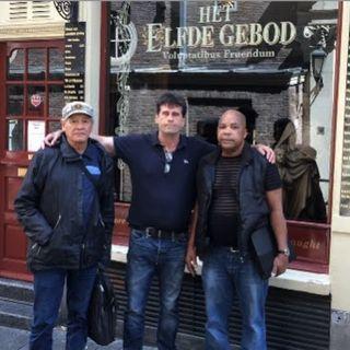 De vergeten Black Godfathers van de Heroine-Zeedijk in Amsterdam-Noir.