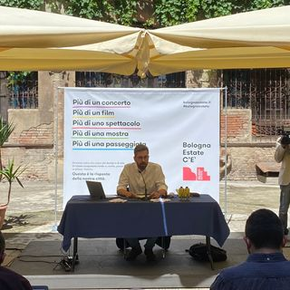 Presentazione Bologna Estate 2020 I Intervista Ass.re Matteo Lepore